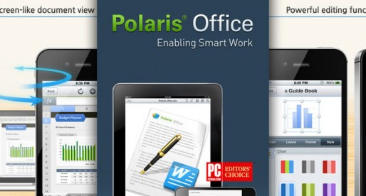 Polaris Office: The mobile way to manage office document