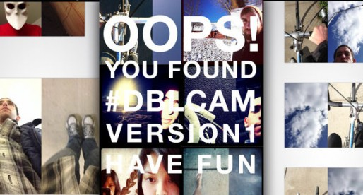 Dblcam: A completely new photo app idea