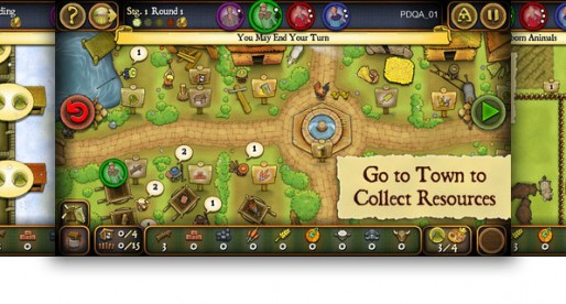 Agricola: Another good board game for iOS