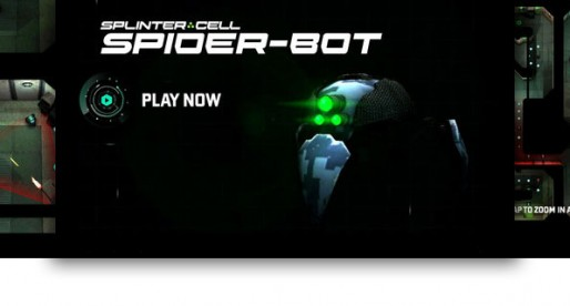 Splinter Cell Blacklist Spider-Bot: Not much longer now
