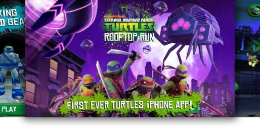 Teenage Mutant Ninja Turtles – Rooftop Run