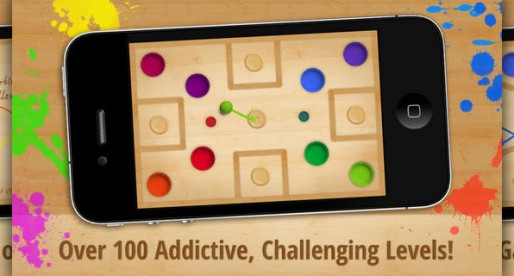 Blendamaze: Colorful labyrinth game