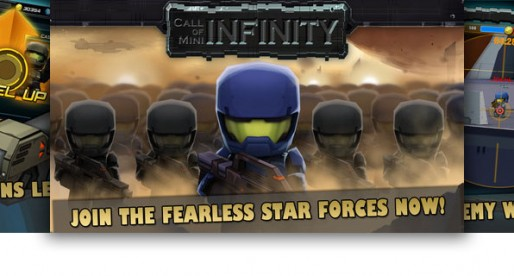 Call of Mini Infinity: 3D Shooter on a distant planet