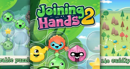 Joining Hands 2: Let's get connected!