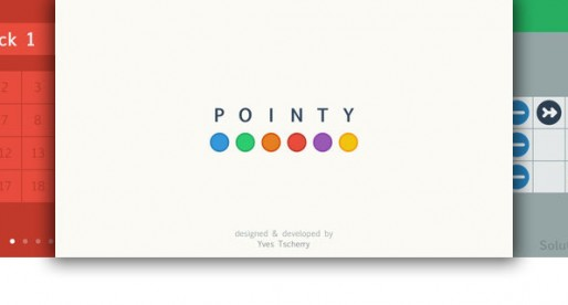 Pointy: Challenging puzzles