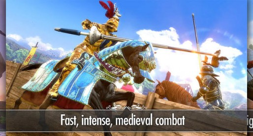 Joust Legend: Jousting with the knights