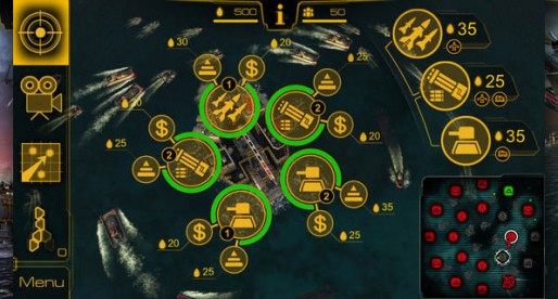 Oil Rush: 3D Naval Strategy – Join the fight for oil in the vastness of the ocean
