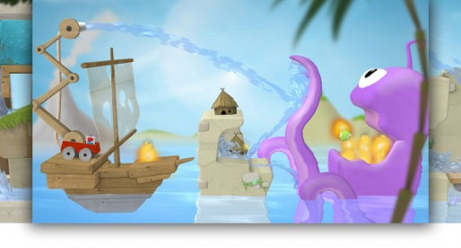 Sprinkle Islands: Turn on the water – if you are ready for part 2!