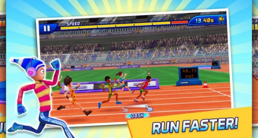 The Activision Decathlon: Perform in ten disciplines and become an athletic star