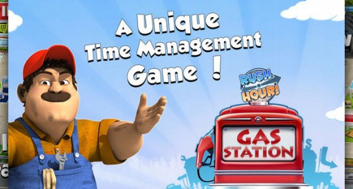Gas Station – Rush Hour: Are you able to manage the gas station?