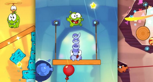 Cut the Rope 2: The puzzle fun continues