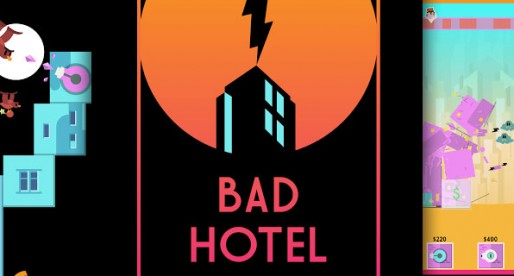 Bad Hotel: A mix of Tower Defense and Music Game