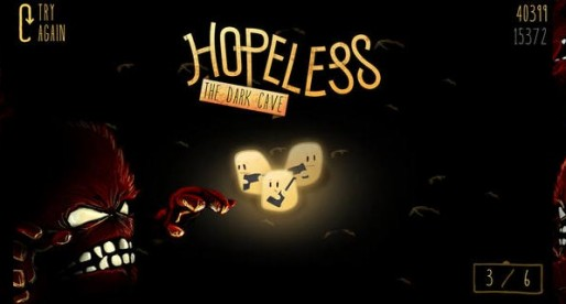 Hopeless The Dark Cave: Shootout in a cave