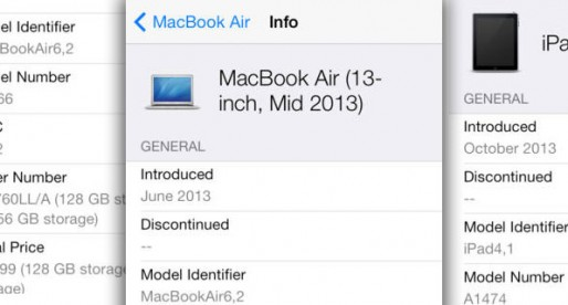 Mactracker: The app for all Apple fans