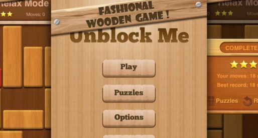 Move Wood HD: Tricky Puzzle on the iPad