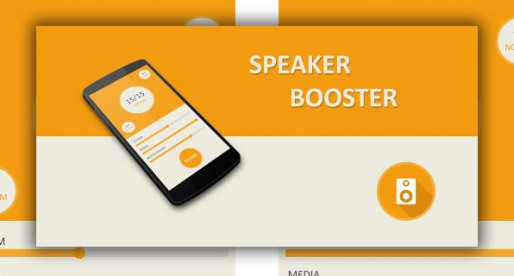 Speaker Booster: Improves the sound of your smartphone