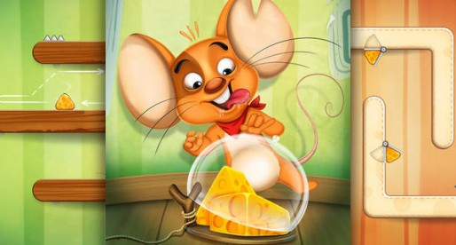 Trip Trap: A mouse, some cheese and tons of fun