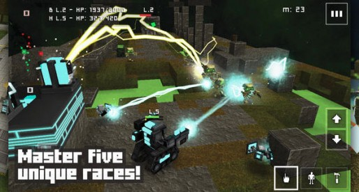 Block Fortress: War – Conquer, exploit and defend blocks
