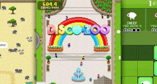 Disco Zoo: Tiny Tower developers present their next hit
