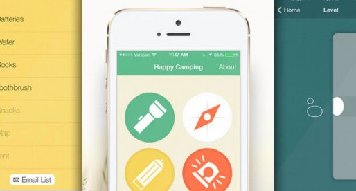 Happy Camping: A more or less helpful tool for outdoor fans