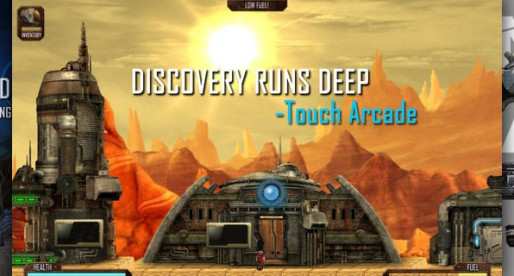 Mines of Mars: Explore and conquer the red planet