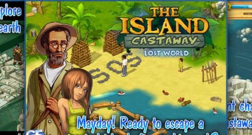 The Island Castaway: Lost World – Island adventure with over 200 puzzles