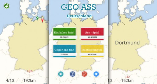 Geo Ass Deutschland: How good is your knowledge of German geography?