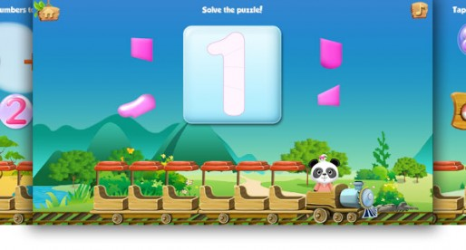 Lola's Math Train: Introducing the little ones to the exciting world of math