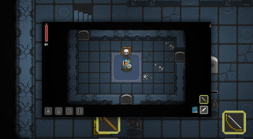 Appzapp Quest Of Dungeons Round Based Dungeon Crawler