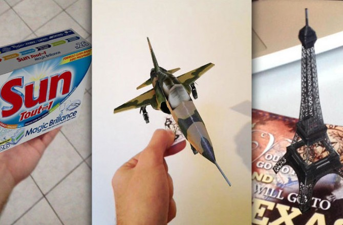 Augment – 3D Augmented Reality: Add virtual characters and objects to your environment