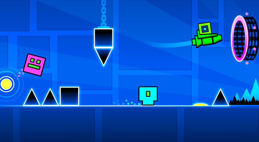 Geometry Dash: Jump, fly and get addicted