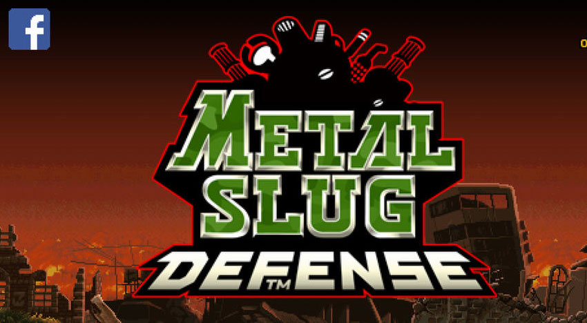 Metal Slug Defense: Let your troops do the fighting in this extensive Arcade Strategy Game