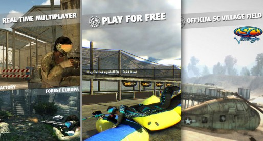XField Paintball 2 Multiplayer: Mega cool 3D Shooter that doesn't make a bloody mess, but a colorful one