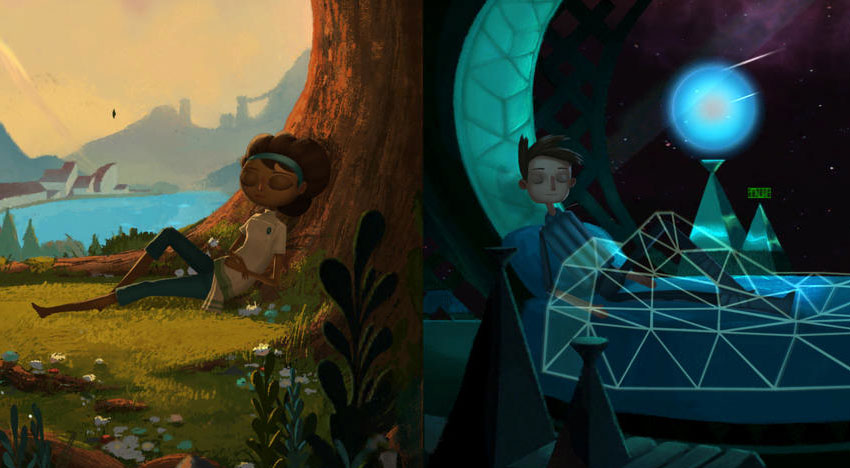 Broken Age: New game by the creator of Monkey Island