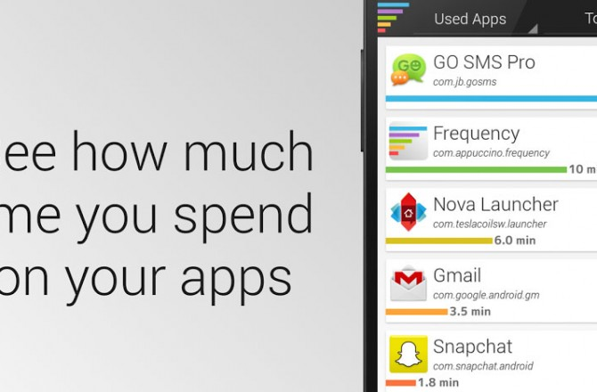 Frequency: Which ones are your favorite apps?