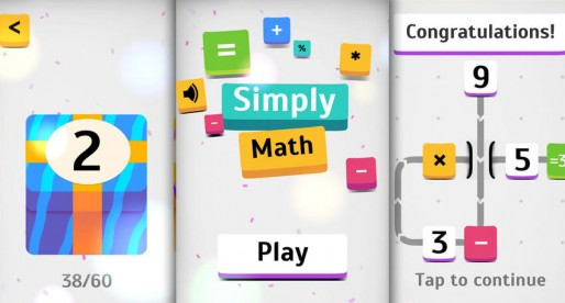 Simply Math Deluxe: Improve your math skills!