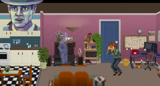 Blackwell 1 Legacy: Great porting of the Point-and-Click to iOS