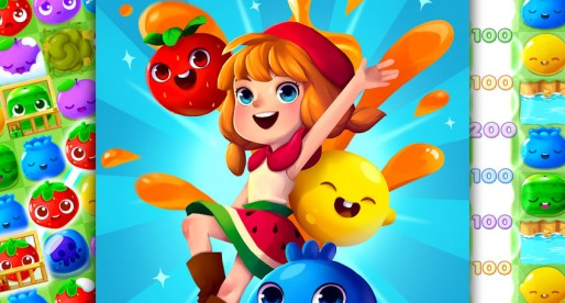 Fruit Splash Mania: Get addicted to some irresistible fruit