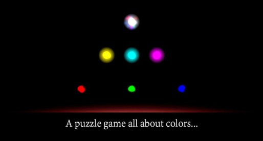 Just Colors: Captivating Puzzler in which you need to eliminate glowing orbs