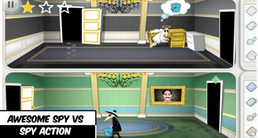 Spy vs Spy: The classic from the 80s is back