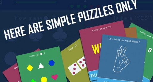 Two Fingers, but only one brain: Solve two mini games simultaneously – while the clock is ticking