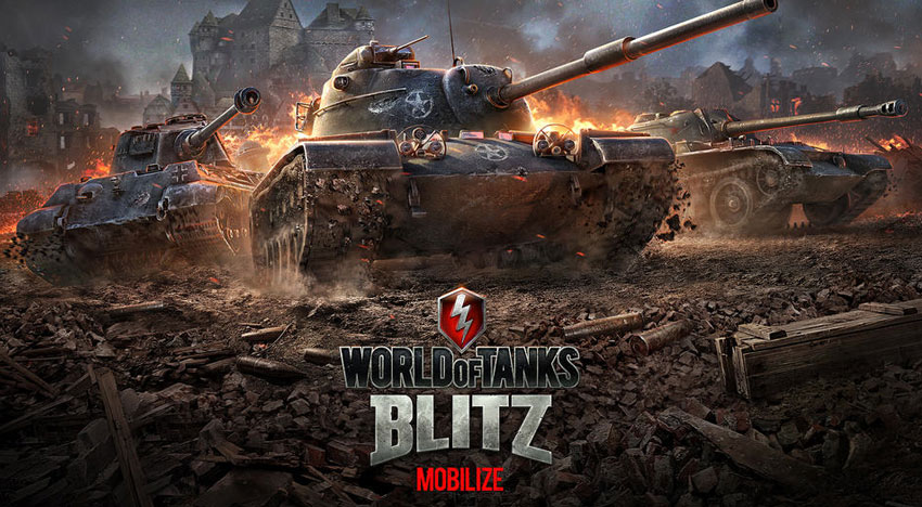 World of Tanks Blitz: The PC hit conquers iOS