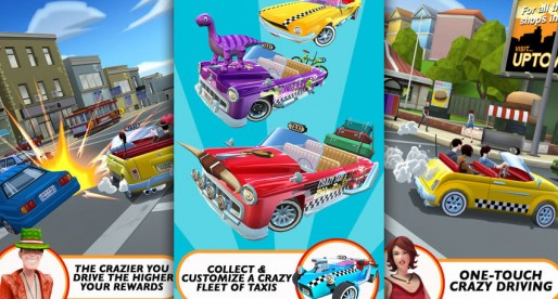 Crazy Taxi City Rush: A classic got all spruced up
