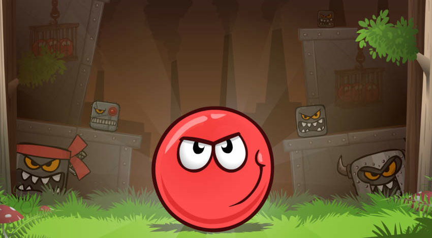 Red Ball 4: Race, jump, hop – and have fun