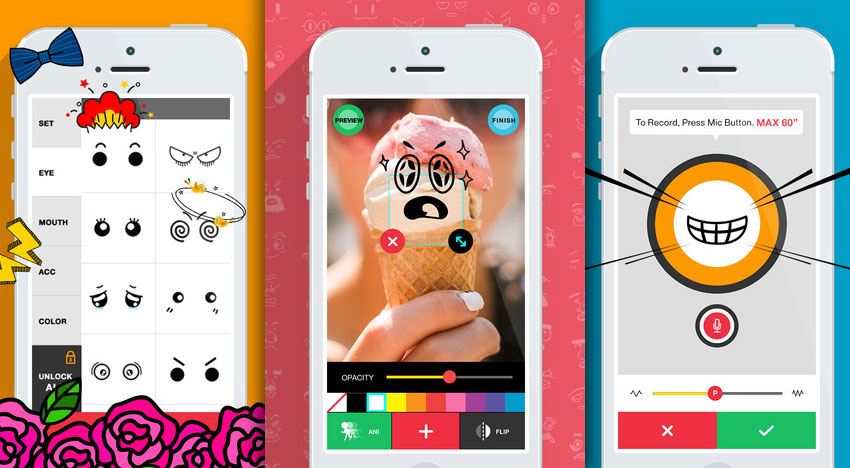 TACU: Leave a funny voice message for your friends