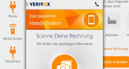 Verivox: Clever Tariff Calculator for Electricity, Gas and More