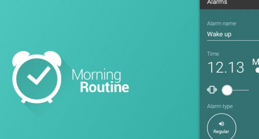 Morning Routine – Alarm Clock