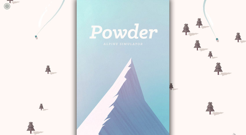 Powder – Alpine Simulator