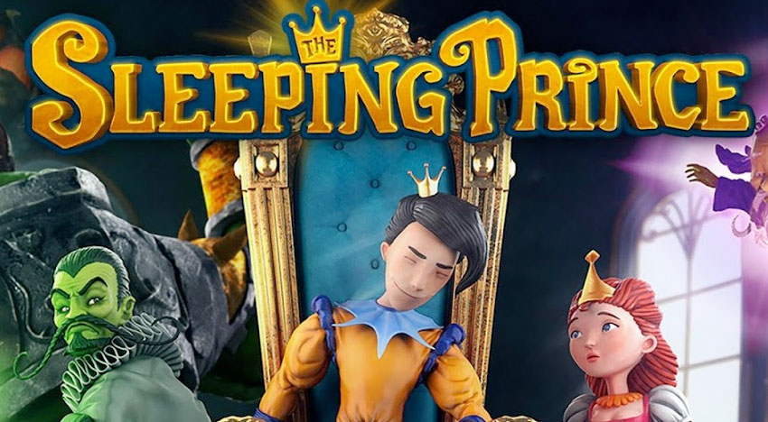 The Sleeping Prince: Royal Ed.